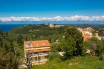 Detailed description of Corfu Apartment Cosy Home Kalavria with sea view in Avliotes with many pictures.