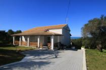 Detailed description of Corfu Pool Villa Angelko near Agios Georgios Pagon (Pagi) with private pool and beautiful sea views with many pictures.