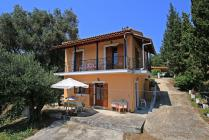 Detailed description of Corfu Holiday House Andreas in Villa Katharina in Agios Georgios Pagon (Pagi) with many pictures.