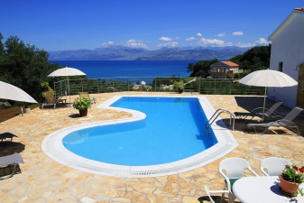 Pool Villa Olive Grove & Sea View